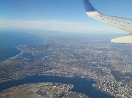 Flying Over SD